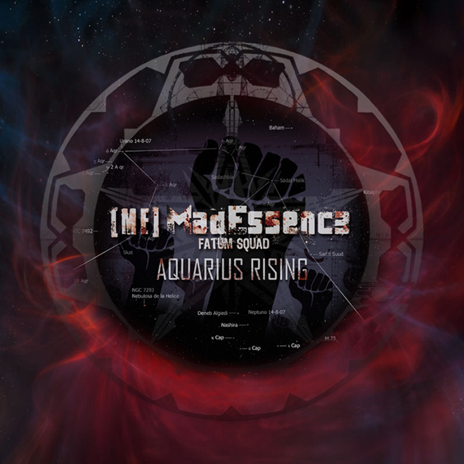 Aquarius Rising Cover
