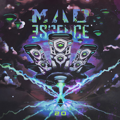 Mad Essence - Transmission 2.0 (2017)
