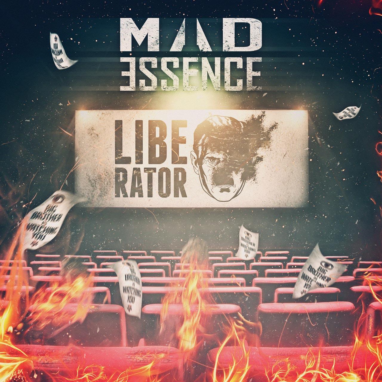 Mad Essence - Liberator (2015)