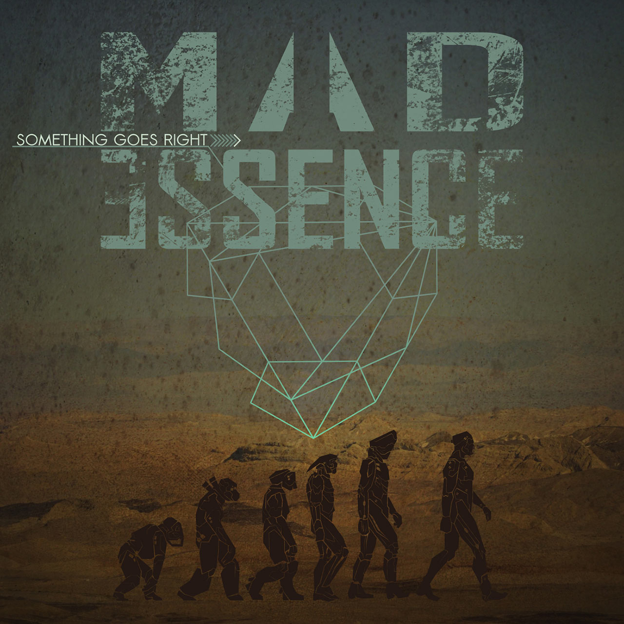 Mad Essence - Something Goes Right (2014)